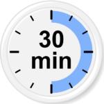 30 minuten rooster